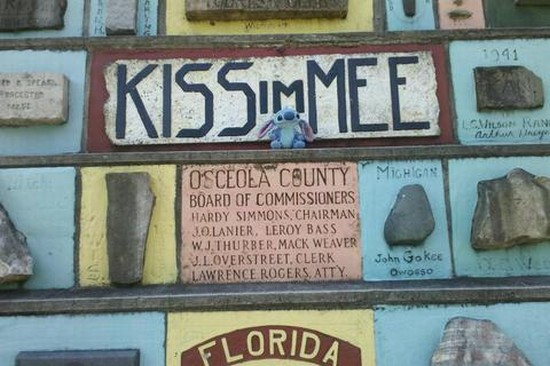 Photo The Monument of States in Kissimmee, Florida in Kissimmee - Pictures and Images of Kissimmee - 550x366  - Author: J, photo 1 of 13