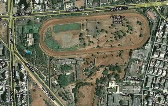 RACING STADIUM a BEIRUT