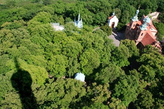 PETRIN OBSERVATION TOWER a PRAGA