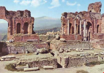 3588 taormina teatro greco