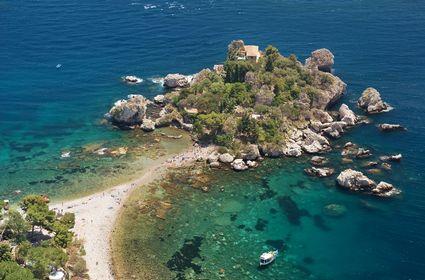 Foto Isola Bella a Taormina - 425x280  - Autore: Redazione, foto 1 di 104