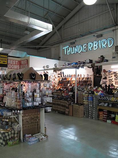 Fort Lauderdale - Swap Shop Thunderbird and Indoor Flea Market