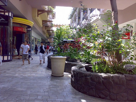 Photo Ward Centers in Honolulu - Pictures and Images of Honolulu - 550x412  - Author: Joanna, photo 1 of 40