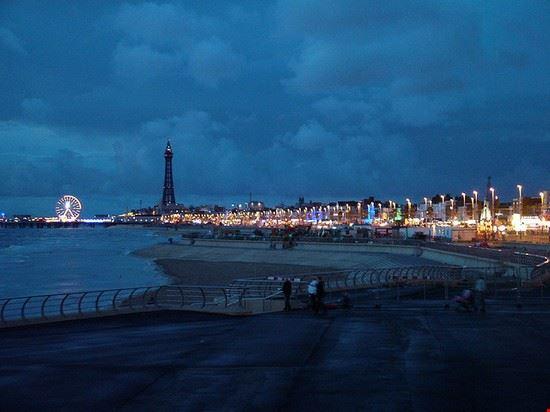 Costa  de Blackpool