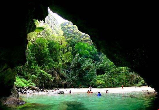 Morakot Cave  2