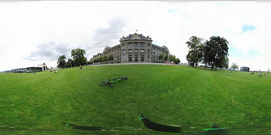 Photo bern uniterrasse uni bern in Bern - Pictures and Images of Bern - 550x275  - Author: Editorial Staff, photo 2 of 86