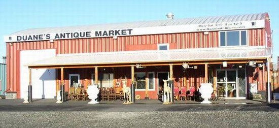 Photo Duane's Antique Market in Anchorage - Pictures and Images of Anchorage