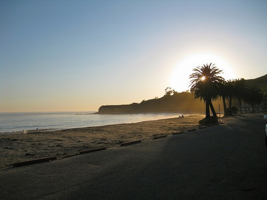 Photo Refugio Beach in Santa Barbara - Pictures and Images of Santa Barbara - 550x412  - Author: Carl, photo 2 of 57