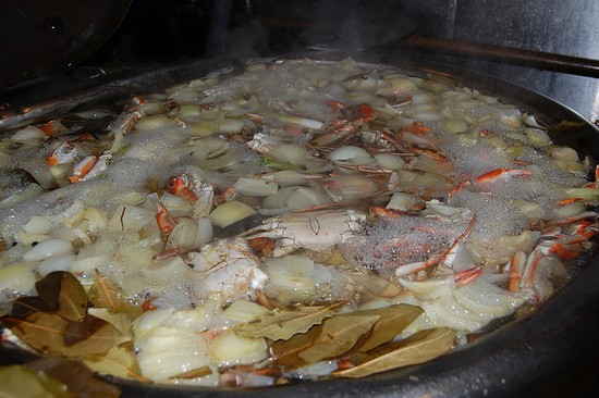 Photo Seafood, West End in New Orleans - Pictures and Images of New Orleans