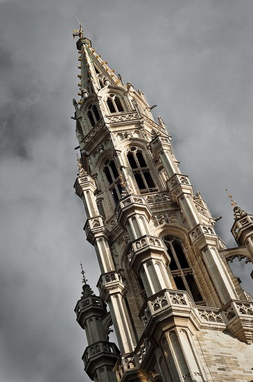 Photo Up there in Brussels - Pictures and Images of Brussels - 365x550  - Author: Leighton, photo 1 of 160