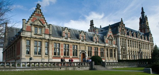 Photo Facult de Droit (AW-rooms) in Brussels - Pictures and Images of Brussels 