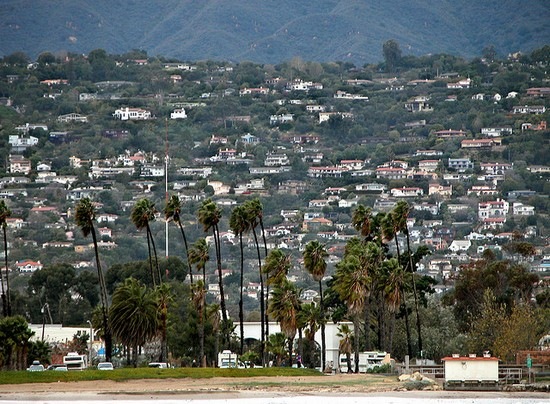 Photo Riviera in Santa Barbara - Pictures and Images of Santa Barbara - 550x404  - Author: Carl, photo 1 of 57