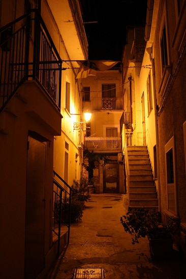 Photo san giovanni rotondo nacht in San Giovanni Rotondo - Pictures and Images of San Giovanni Rotondo 