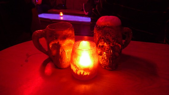 Photo Skull beers in Brussels - Pictures and Images of Brussels 