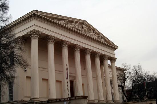 BUDAPEST HISTORY MUSEUM a BUDAPEST