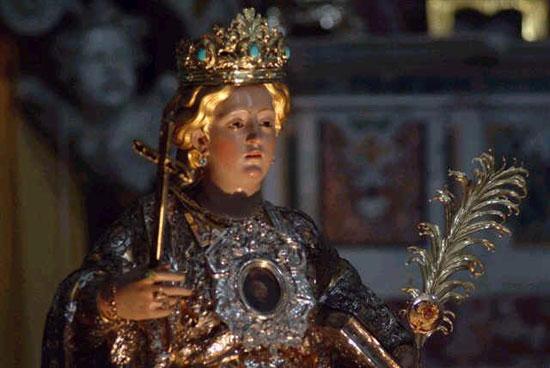 Foto Santa Trofimena a Minori - 550x368  - Autore: Redazione, foto 21 di 24