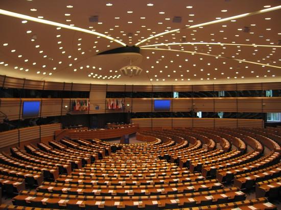Parlamento europeo en bruselas monumentos y edificios for Parlamento on line