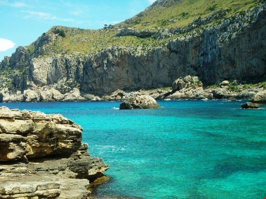 Caletta vicino Cap de Formentor