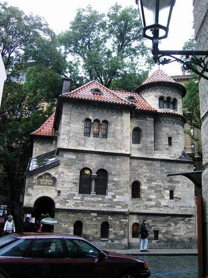 37389 quartiere ebraico sinagoga praga