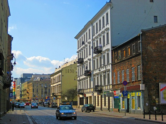 Photo warsaw praga neighborhood in warsaw in Warsaw - Pictures and Images of Warsaw