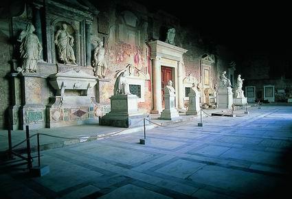 LA TOUR DE PISE 3747_pisa_camposanto_monumentale_interno
