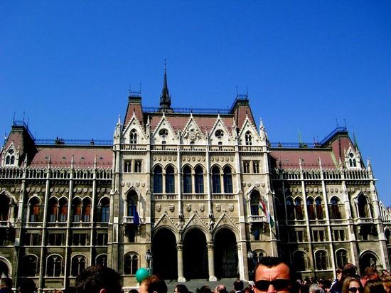 Parlamento en budapest monumentos y edificios historicos for Parlamento on line