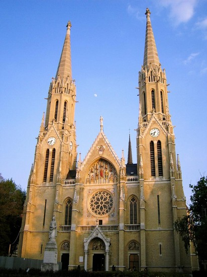 Photo Chiesa di Santa Elisabetta in Budapest - Pictures and Images of Budapest