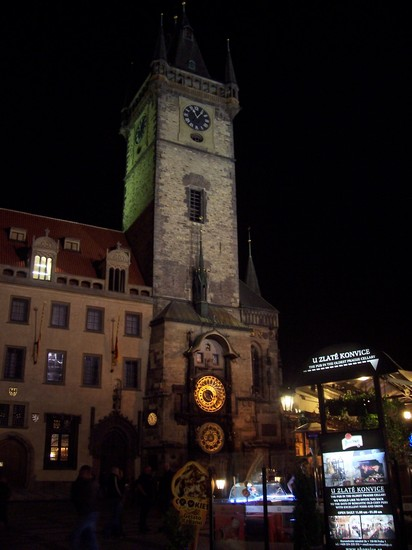 Photo orologio praga in Prague - Pictures and Images of Prague - 412x550  - Author: Giuseppe, photo 6 of 599