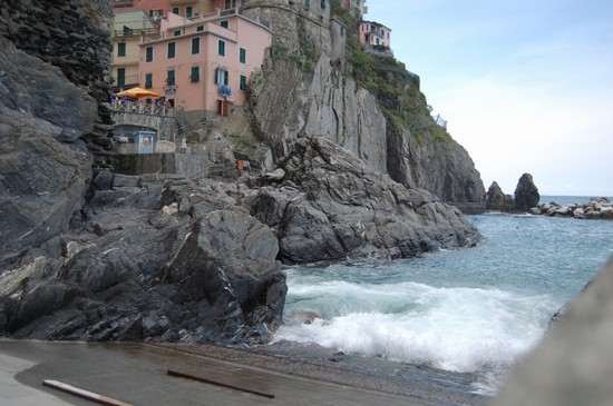 Photo Corniglia vista dal Sentiero dell'amore in Vernazza - Pictures and Images of Vernazza