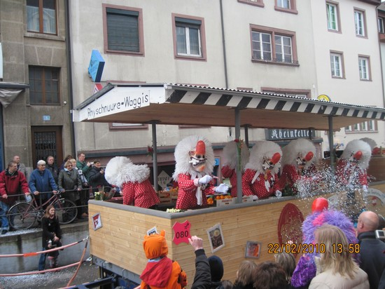 Photo Carnevale in Basel - Pictures and Images of Basel