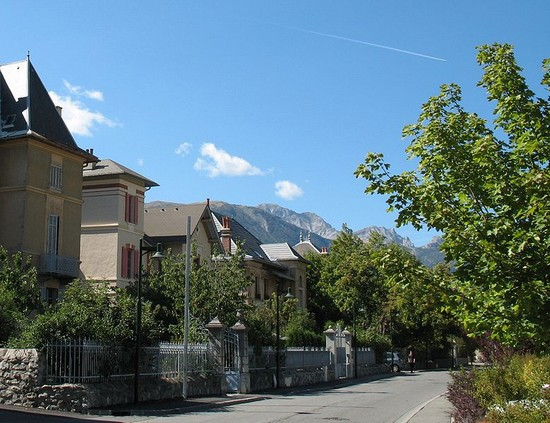 Photo barcelonnette en france photos de barcelonnette et images 550x423 auteur la - Barcelonnette office tourisme ...