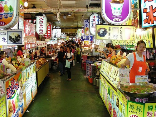 Photo Flea market in Taipei - Pictures and Images of Taipei - 500x375  - Author: Ekaja, photo 1 of 32