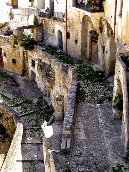 Photo matera matera in Matera - Pictures and Images of Matera - 412x550  - Author: Editorial Staff, photo 6 of 78