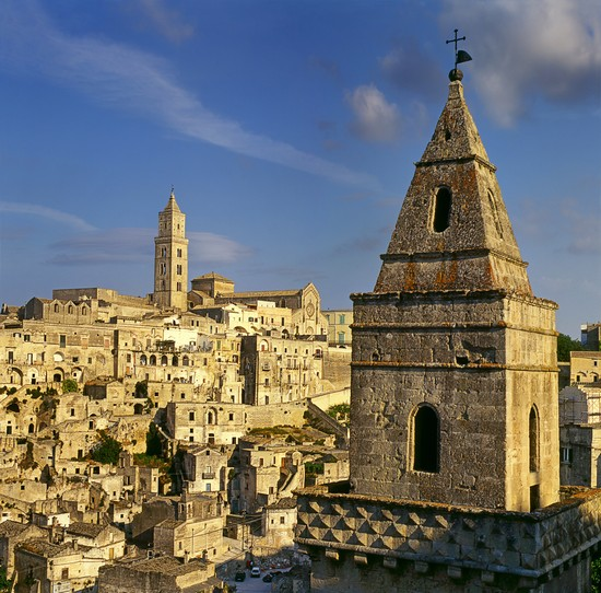 Photo matera unesco-weltkulturerbe matera in Matera - Pictures and Images of Matera - 550x542  - Author: Editorial Staff, photo 15 of 123
