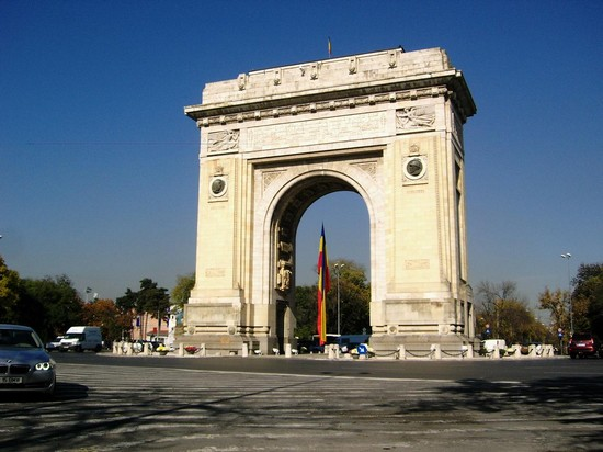 Photo arco di trionfo bucarest in Bucharest - Pictures and Images of Bucharest