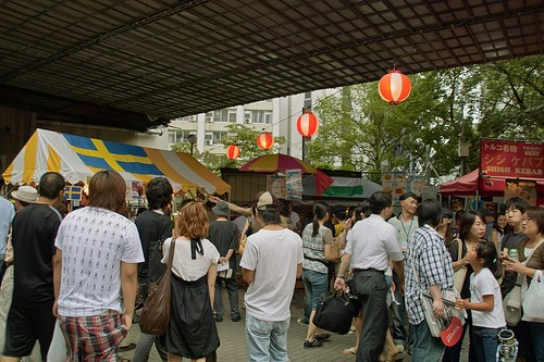Photo Market in Tokyo - Pictures and Images of Tokyo - 500x333  - Author: Akhil, photo 1 of 153