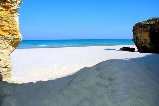 Foto Baia dei Turchi a Otranto - 550x367  - Autore: Redazione, foto 1 di 86