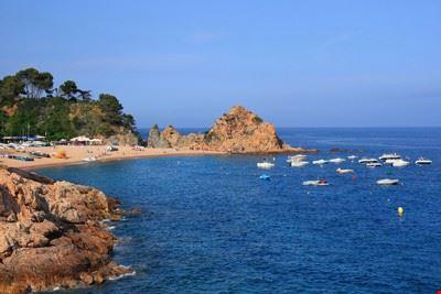 Tossa De Mar en Espagne