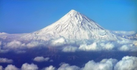 Photo iran damavand teheran in Tehran - Pictures and Images of Tehran - 450x230  - Author: Gigi, photo 16 of 22