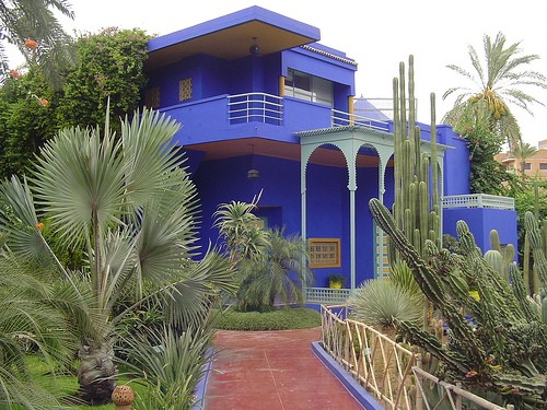 Photo marrakech majorelle garden in Marrakech - Pictures and Images of Marrakech