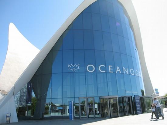 Foto museo oceanografico valencia im genes y fotos de for Oceanografico valencia