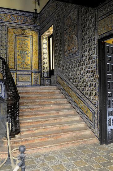 Foto sevilla palacio de lebrija im genes y fotos de - Hotel en lebrija ...