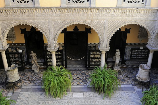 Foto sevilla palacio de lebrija patio im genes y fotos - Hotel en lebrija ...