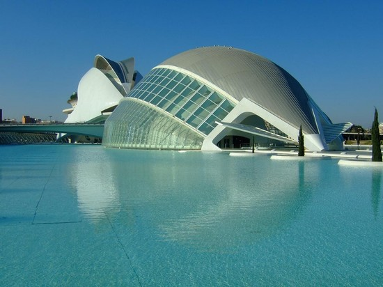 CITY OF ARTS AND SCIENCE a VALENCIA