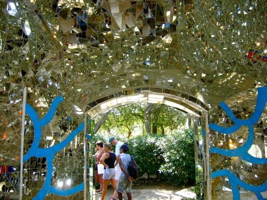 Il giardino dei tarocchi parchi e giardini a capalbio - Capalbio giardino dei tarocchi ...