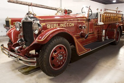 Photo Firetruck in Phoenix - Pictures and Images of Phoenix