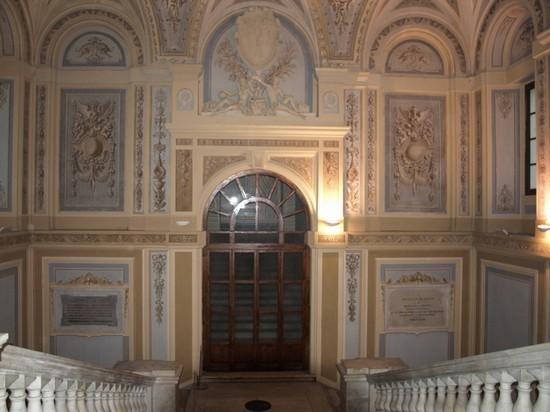 Foto Interno Dell Ateneo Dell Universita Di Bari Bari