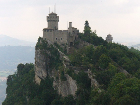 Photo Il castello in San Marino - Pictures and Images of San Marino