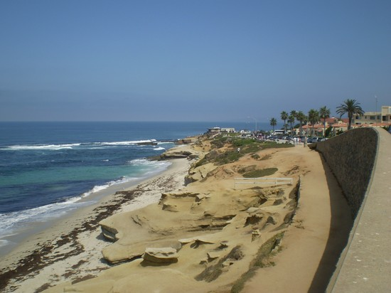 Photo spiaggia san diego in San Diego - Pictures and Images of San Diego - 550x412  - Author: Lorenzo, photo 15 of 69