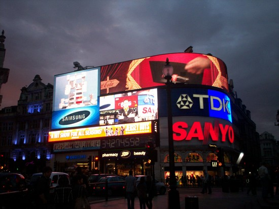 Photo Piccadilly Circus in London - Pictures and Images of London
